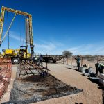 Prieska Project - Surface - Drill Rigs