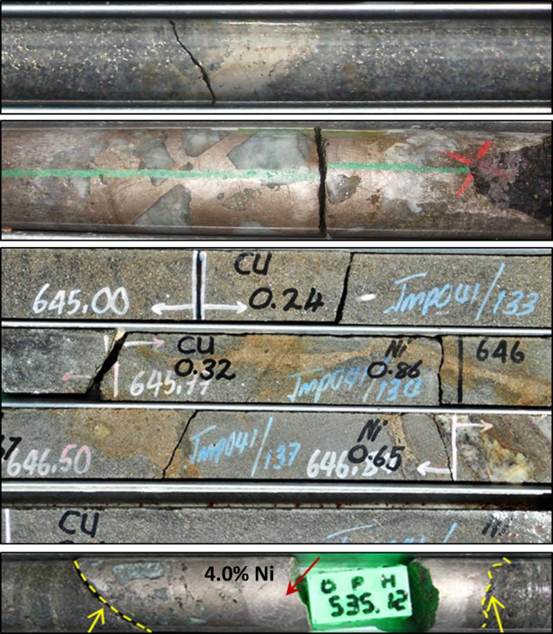 Type 2 mineralisation